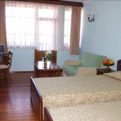Отель Izvora Болгария, Кранево - отзывы, цены и фото номеров - забронировать отель Izvora онлайн комната для гостей