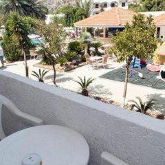 Thalia Hotel балкон