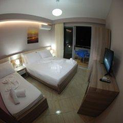 Отель Divers Албания, Влёра - отзывы, цены и фото номеров - забронировать отель Divers онлайн комната для гостей фото 2