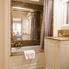 Отель De Orangerie - Small Luxury Hotels of the World Бельгия, Брюгге - отзывы, цены и фото номеров - забронировать отель De Orangerie - Small Luxury Hotels of the World онлайн ванная