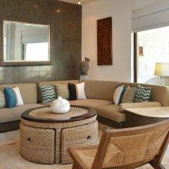 Maya Villa Condo Hotel And Beach Club Плая-дель-Кармен комната для гостей фото 5