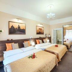 Отель Residence Milada Чехия, Прага - отзывы, цены и фото номеров - забронировать отель Residence Milada онлайн комната для гостей фото 14