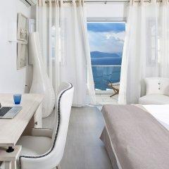 Отель Belvedere Suites Греция, Остров Санторини - отзывы, цены и фото номеров - забронировать отель Belvedere Suites онлайн комната для гостей