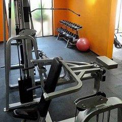 Отель Hacienda Encantada Resort & Residences фитнесс-зал фото 4