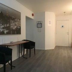 Отель Motell Sørlandet Норвегия, Лилльсанд - отзывы, цены и фото номеров - забронировать отель Motell Sørlandet онлайн интерьер отеля фото 2