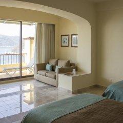 Отель Camino Real Acapulco Diamante комната для гостей фото 5
