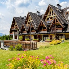 Отель InspiroApart Giewont Lux - Sauna i Basen Косцелиско фото 3