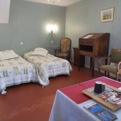 Отель l'oustau комната для гостей фото 2
