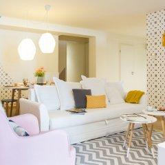 Апартаменты Sweet Inn Apartments Argent Брюссель комната для гостей фото 4