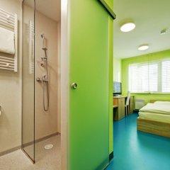 Отель Motel Domino Германия, Нюрнберг - отзывы, цены и фото номеров - забронировать отель Motel Domino онлайн комната для гостей фото 5