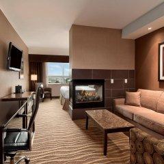 Отель Best Western Premier Freeport Inn Calgary Airport Канада, Калгари - отзывы, цены и фото номеров - забронировать отель Best Western Premier Freeport Inn Calgary Airport онлайн комната для гостей