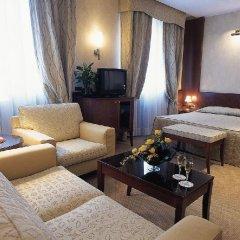 Отель Ascot Италия, Милан - отзывы, цены и фото номеров - забронировать отель Ascot онлайн комната для гостей фото 3