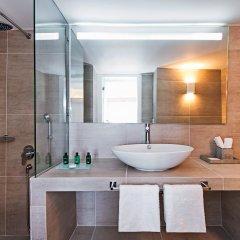 Отель Athina Luxury Suites Греция, Остров Санторини - отзывы, цены и фото номеров - забронировать отель Athina Luxury Suites онлайн ванная фото 2