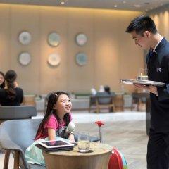 Отель Novotel Shanghai Clover интерьер отеля фото 2