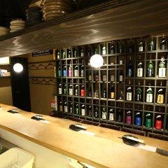 Nekokura Hostel Фукуока гостиничный бар