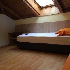Отель Garnì Villa Betty Меран сейф в номере
