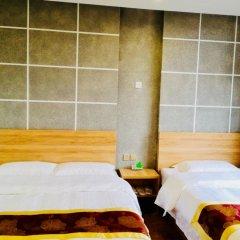 Hello Chengdu International Youth Hostel комната для гостей