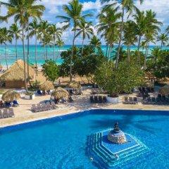Отель Grand Sirenis Punta Cana Resort Casino & Aquagames бассейн