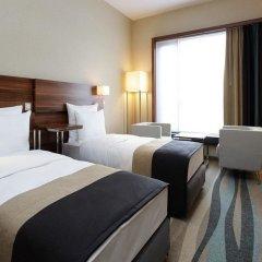 Отель Warsaw Plaza Hotel Польша, Варшава - 1 отзыв об отеле, цены и фото номеров - забронировать отель Warsaw Plaza Hotel онлайн комната для гостей фото 2
