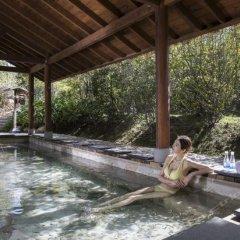 Отель Banyueshan Spa Hotel Китай, Сямынь - отзывы, цены и фото номеров - забронировать отель Banyueshan Spa Hotel онлайн бассейн фото 3