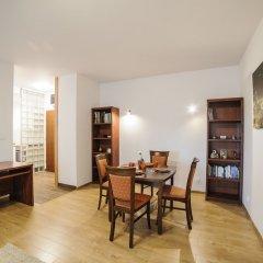 Апартаменты Warsaw Panorama Apartment комната для гостей фото 3