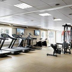 Scandic Lillehammer Hotel фитнесс-зал фото 4