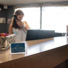 Отель Zenitude Hôtel-Résidences Narbonne Centre Франция, Нарбонн - 1 отзыв об отеле, цены и фото номеров - забронировать отель Zenitude Hôtel-Résidences Narbonne Centre онлайн фото 4