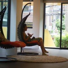 Отель iSanook Таиланд, Бангкок - 3 отзыва об отеле, цены и фото номеров - забронировать отель iSanook онлайн фитнесс-зал фото 2
