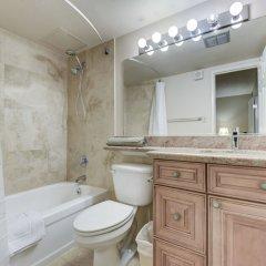Отель Jockey Club Suite США, Лас-Вегас - отзывы, цены и фото номеров - забронировать отель Jockey Club Suite онлайн ванная фото 2