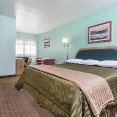 Отель Travelodge by Wyndham Berkeley США, Беркли - отзывы, цены и фото номеров - забронировать отель Travelodge by Wyndham Berkeley онлайн фото 2
