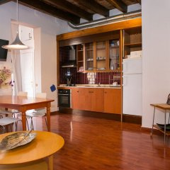 Отель Incredible Loft With Private Terrace Барселона интерьер отеля