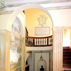 Отель Palazzo Niccolini Сполето интерьер отеля