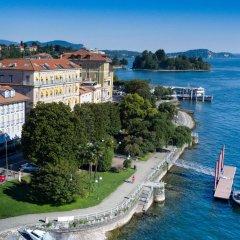 Отель Aquadolce Италия, Вербания - отзывы, цены и фото номеров - забронировать отель Aquadolce онлайн пляж