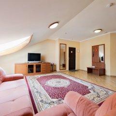Гостиница Мон Плезир Химки комната для гостей фото 12