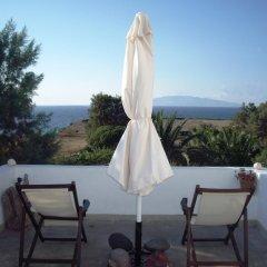 Отель Ecoxenia Studios Греция, Остров Санторини - отзывы, цены и фото номеров - забронировать отель Ecoxenia Studios онлайн балкон