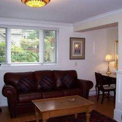 Отель Kitsilano Garden Suites Канада, Ванкувер - отзывы, цены и фото номеров - забронировать отель Kitsilano Garden Suites онлайн комната для гостей фото 5