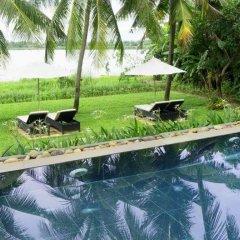 Отель Vinh Hung Riverside Resort & Spa бассейн фото 2