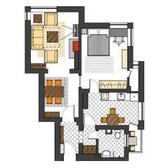 Отель FM Premium 1-BDR Apartment - Business Location Болгария, София - отзывы, цены и фото номеров - забронировать отель FM Premium 1-BDR Apartment - Business Location онлайн бассейн