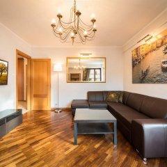 Отель LeoApart комната для гостей фото 3