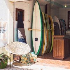 Отель Magic Quiver Surf Lodge фото 45