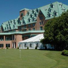 Отель Doubletree By Hilton Gatineau-Ottawa Гатино спортивное сооружение