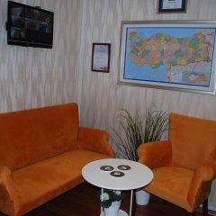 Med Cezir Hotel комната для гостей