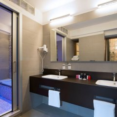 Trevi Hotel Рим ванная фото 2