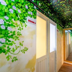 Saigon Backpackers Hostel - Bui Vien балкон