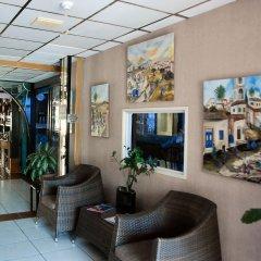 San Remo Hotel интерьер отеля