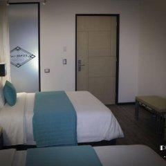 Отель Punto MX Мексика, Мехико - отзывы, цены и фото номеров - забронировать отель Punto MX онлайн комната для гостей фото 5