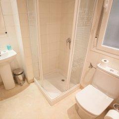 Отель Suites You Nickel Испания, Мадрид - отзывы, цены и фото номеров - забронировать отель Suites You Nickel онлайн ванная