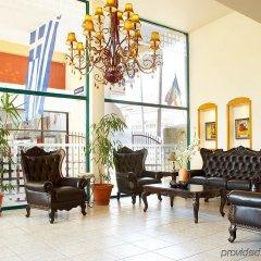 Отель Pelli Hotel Греция, Пефкохори - отзывы, цены и фото номеров - забронировать отель Pelli Hotel онлайн интерьер отеля