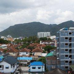 Отель Magnific Guesthouse Patong парковка