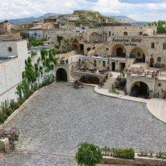 Kemerhan Hotel & Cave Suites Турция, Ургуп - отзывы, цены и фото номеров - забронировать отель Kemerhan Hotel & Cave Suites онлайн балкон